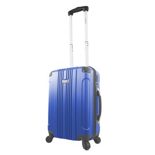 Mia Viaggi ITALY Genoa 21-inch Carry-on Expandable Hardside Spinner Upright Suitcase