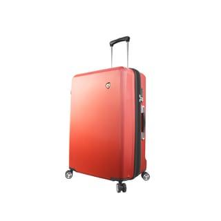 Mia Toro ITALY Fibre di Carbonio Scatola 29-inch Expandable Hardside Spinner Upright Suitcase