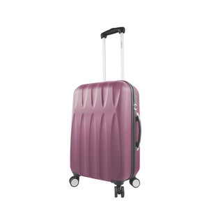 Mia Viaggi Positano 28-inch Expandable Hardside Spinner Upright Suitcase