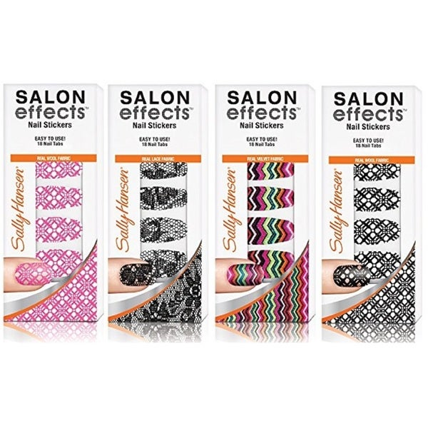 Sally Hansen Salon Effects Couture Nail Stickers