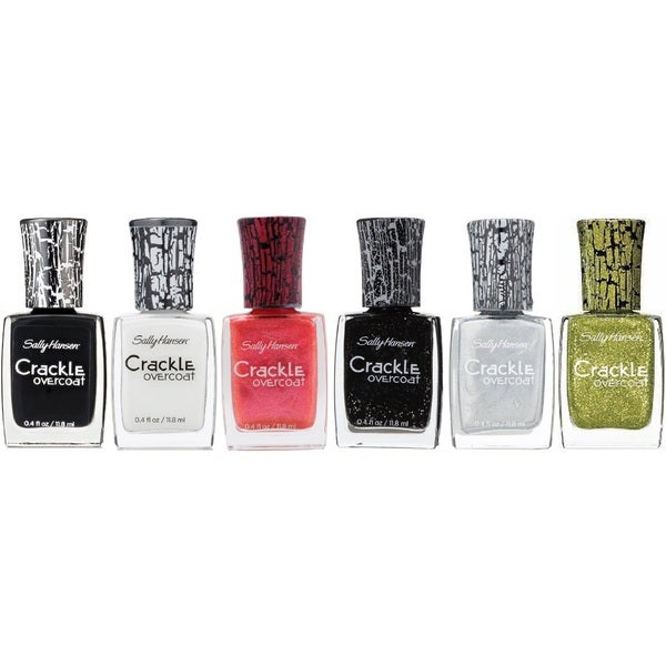Sally Hansen Crackle 6-Piece Nail Polish Set