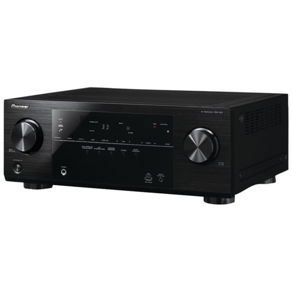 Pioneer VSX-522-K Black 400W 5-Channel A/V Receiver (Refurbished)