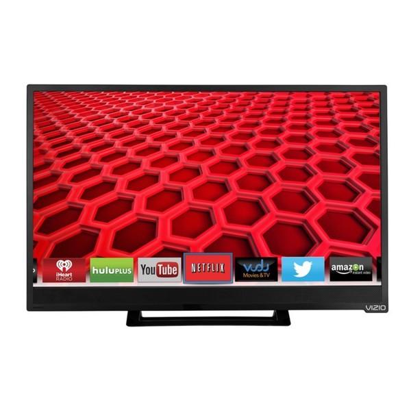 VIZIO E-Series 24-inchClass Razor LED Smart TV (Refurbished)