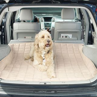 Sure Fit Soft Suede Sherpa Reversible Pet Cargo/Trunk Protector