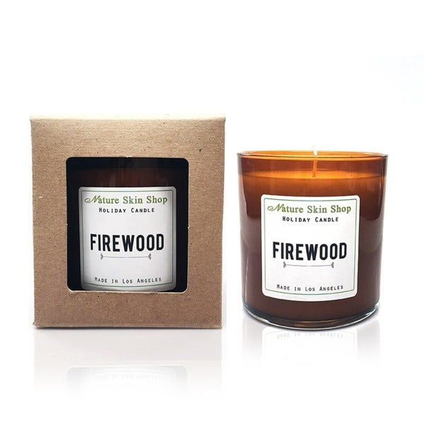 Fireside Soy Candle