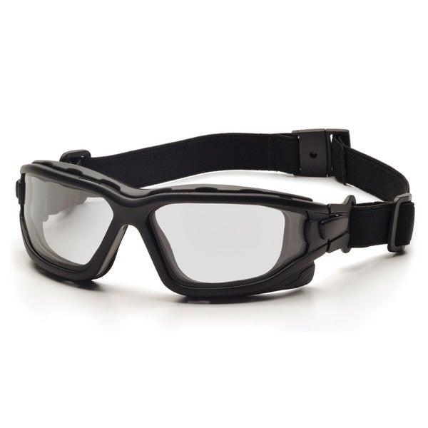 Pyramex I-Force Black Frame AF Lens Sealed Eyewear