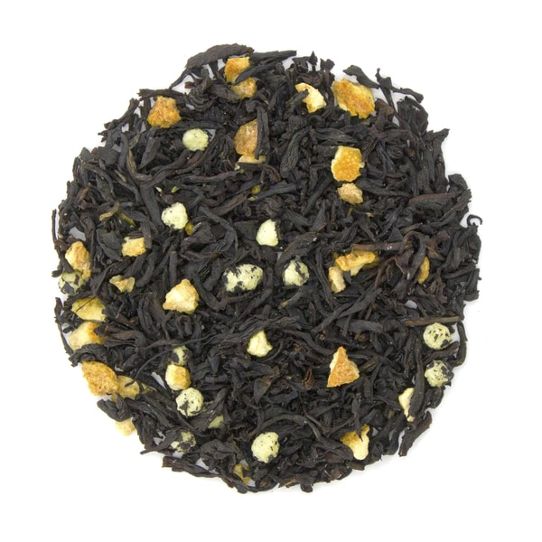 Teas Etc Orange Vanilla White Chocolate 16-ounce Loose Leaf Black Tea