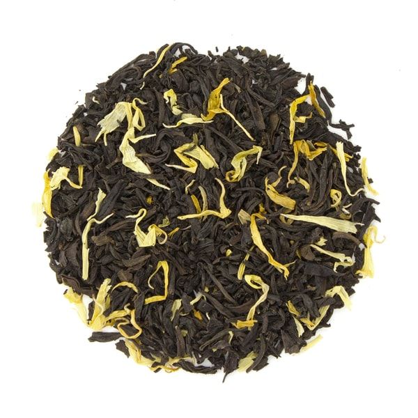 Teas Etc Mango Tango 16-ounce Loose Leaf Black Tea