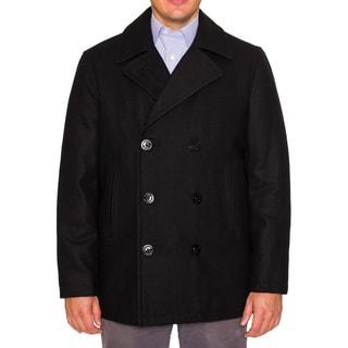 Nautica Mens Classic Wool Pea coat