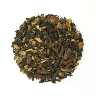 Orange Spice Organic 16-ounce Loose Leaf Black Tea