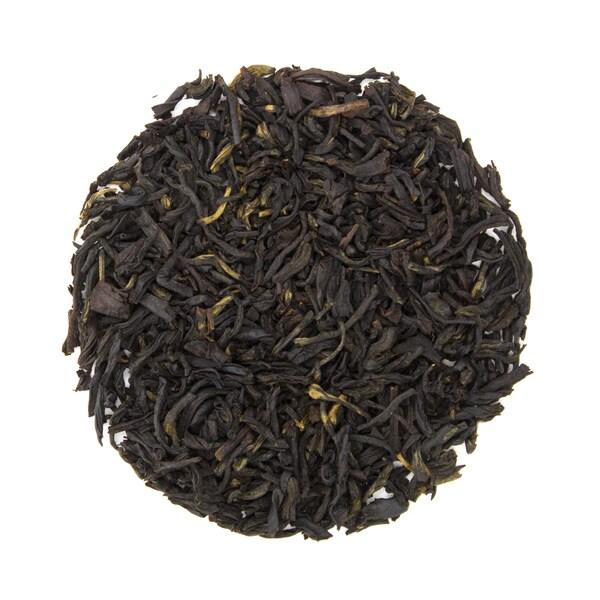 Teas Etc Vanilla Bean 16-ounce Loose Leaf Black Tea