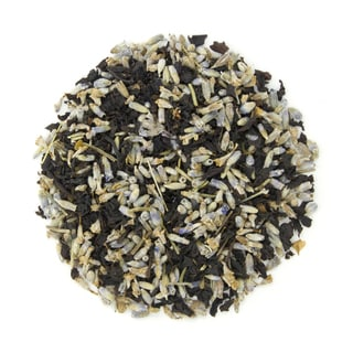 Lemon Lavender Organic 3-ounce Lose Leaf Black Tea