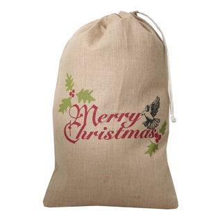 Merry Christmas Santa Sack