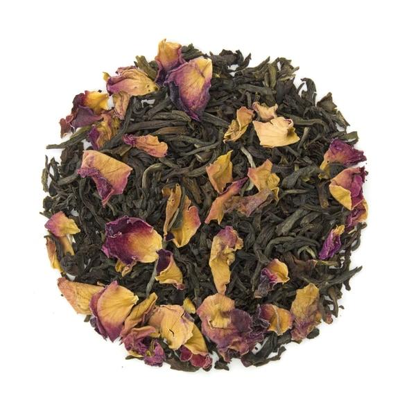 Teas Etc Rosy Earl Grey 16-ounce Loose Leaf Black Tea