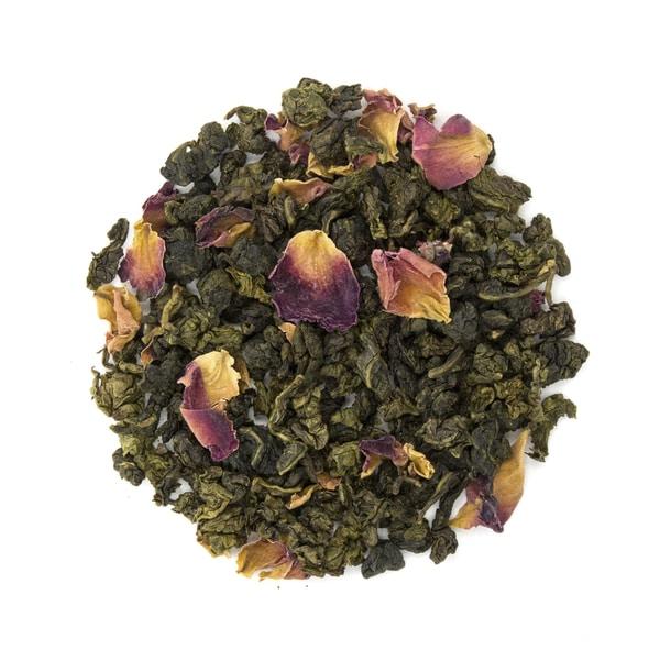 Teas Etc Tahitian Vanilla Rose 3-ounce Loose Leaf Oolong Tea