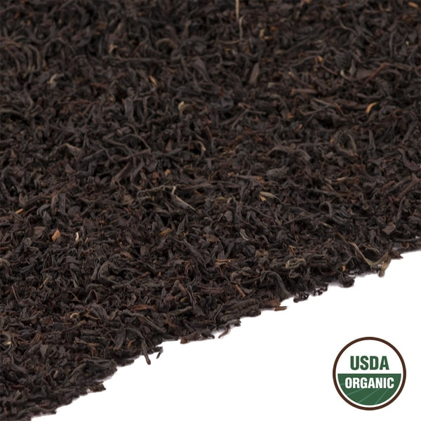 English Breakfast Organic 16-ounce Loose Leaf Black Tea