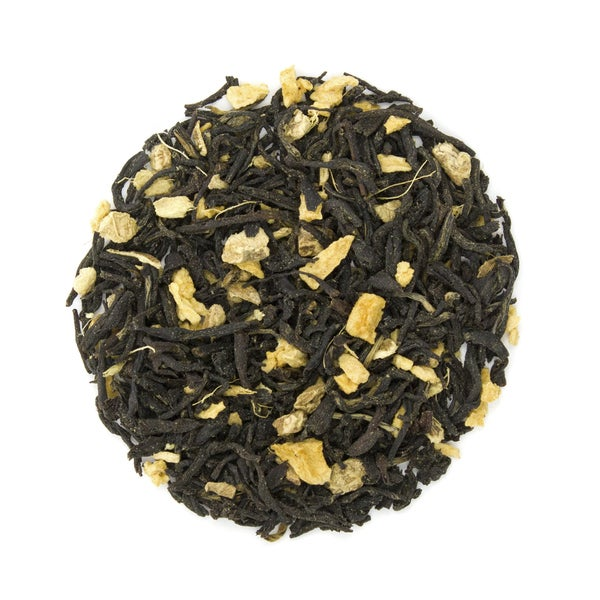 Ginger Peach 3-ounce Loose Leaf Black Tea 16747686