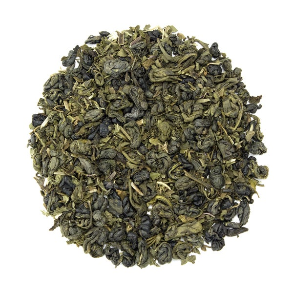Teas Etc Moroccan Mint Organic 16-ounce Loose Leaf Green Tea