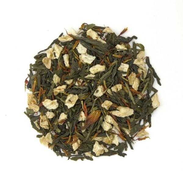 Teas Etc Tropical Mist Organic 16-ounce Loose Leaf Green Tea