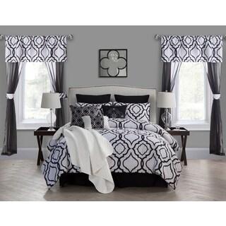VCNY Savoy 22-piece Comforter Set