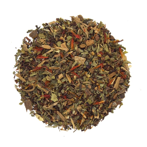 Teas Etc Winter Mint 3-ounce Loose Leaf Rooibos Tea