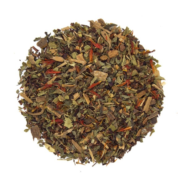 Teas Etc Winter Mint 16-ounce Loose Leaf Rooibos Tea