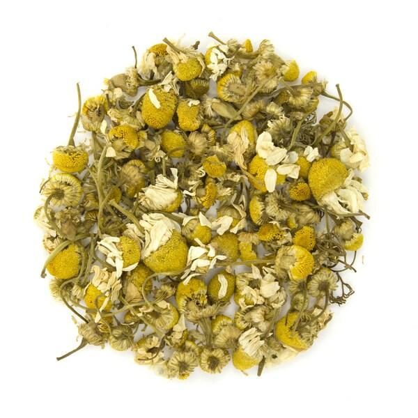 Teas Etc Chamomile Flower Organic 3-ounce Loose Leaf Herbal Tea