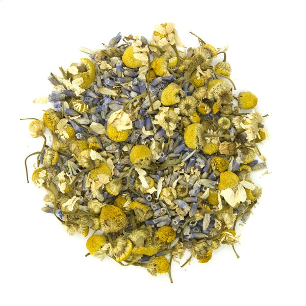 Teas Etc Chamomile Lavender Organic 3-ounce Loose Leaf Herbal Tea