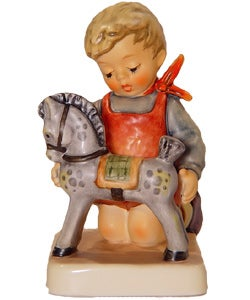 Hummel Horse Trainer Figurine