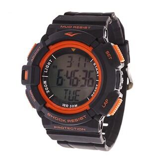 Everlast HR4 Heart Rate Monitor with Transmitter Belt Digital Sport Black Watch