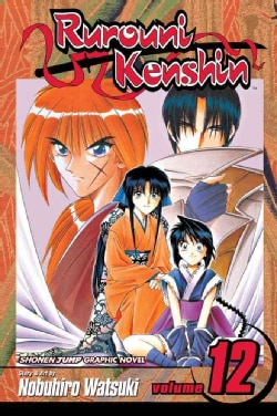 Rurouni Kenshin 12: The Great Kyoto Fire (Paperback)