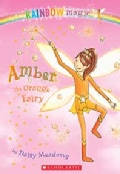 Amber the Orange Fairy (Paperback)
