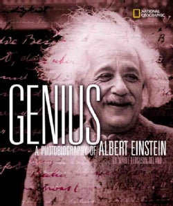 Genius: A Photobiography Of Albert Einstein (Hardcover)