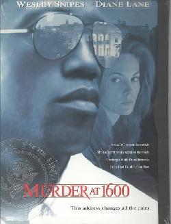 Murder at 1600 (DVD)