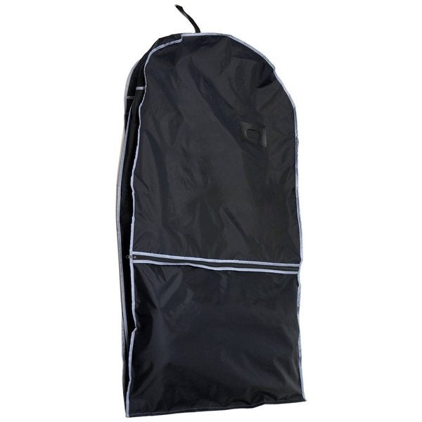 Hold N Storage Florida Brands Black Nylon Travel Coat Bag