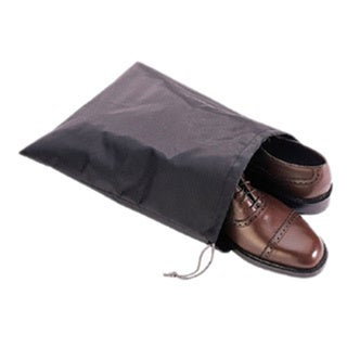 Nylon Travel Shoe Bags (Set of 3)