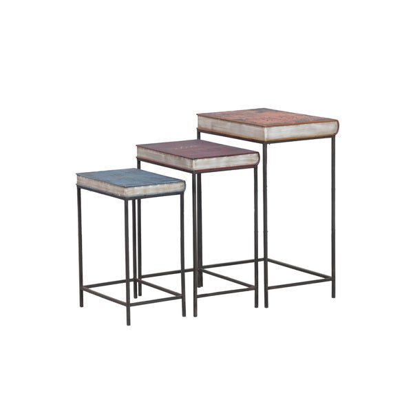 Bombay Outlet Book Nesting Tables
