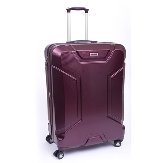 Gabbiano 21-inch Hardside Expandable Spinner Carry-on Upright Suitcase