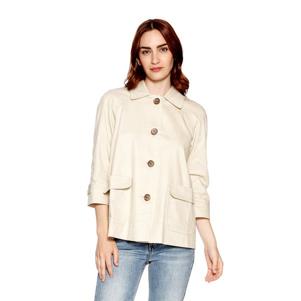 Joie Clodia 3/4-Length Sleeve Jacket