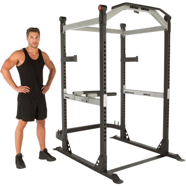 IRONMAN Triathlon X-Class Light Commercial High-capacity Olympic Power Cage