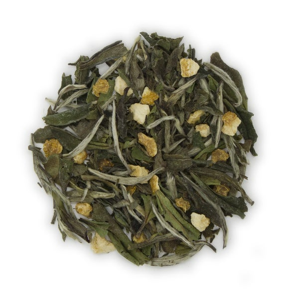 Honeybell Orange Blossom Organic 3-ounce Loose Leaf White Tea 16758567
