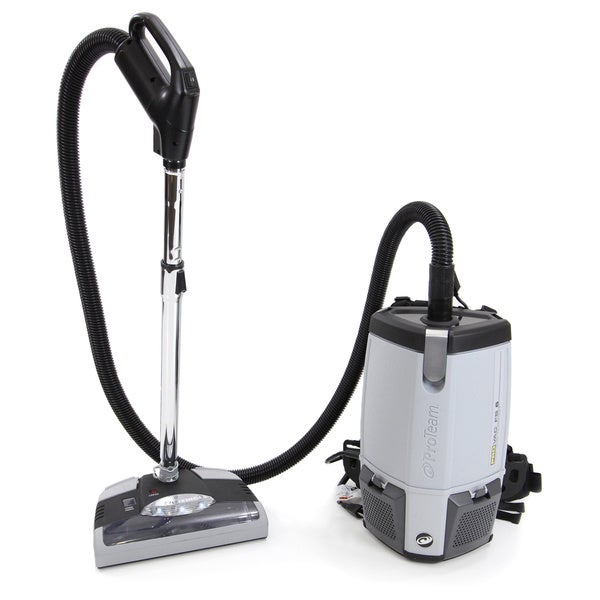 ProVac With power head Backpack 6 qt Vacuum Cleaner FS6