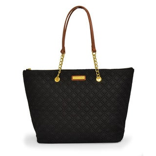 Adrienne Vittadini Quilted East West Tote