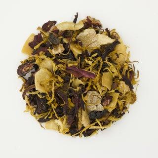 Teas Etc Caribbean Dream 3-ounce Loose Leaf Herbal Tea