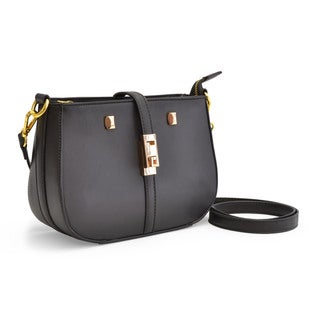 Adrienne Vittadini Vegan Leather Crossbody