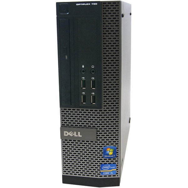 Dell Optiplex 790 SFF Desktop PC Windows 7 Pro (Refurbished)
