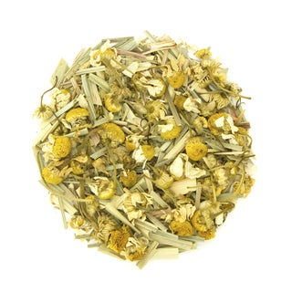 Teas Etc Chamomile Lemongrass Organic 16-ounce Loose Leaf Herbal Tea