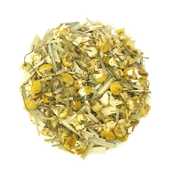 Teas Etc Chamomile Lemongrass Organic 16-ounce Loose Leaf Herbal Tea