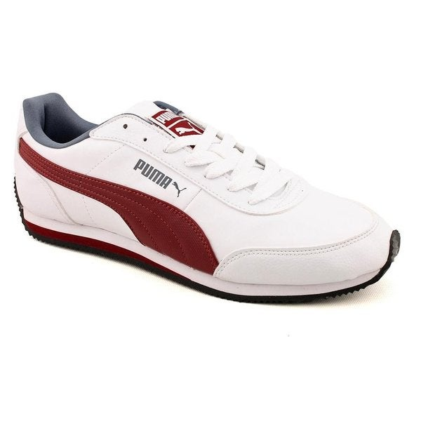 Puma Men's Rio Racer White Cordovan Sneakers