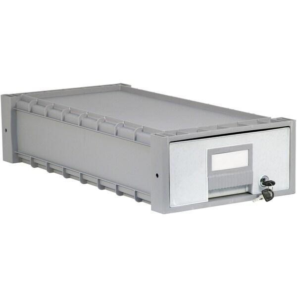 Plastic Archive Storage Box Check Size 24-Inch Drawer